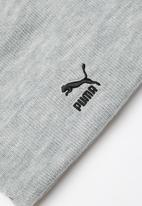 PUMA - Archive mid fit beanie - light grey