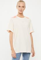 adidas Originals - Fakten T-shirt - white & pink