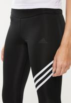 adidas Performance - Run it tights - black