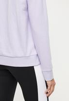 adidas Performance - Must have sweat top - purple