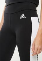 adidas Performance - Performance tights - black
