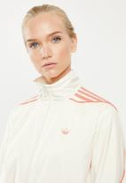 adidas Originals - Fakten track top - white & orange
