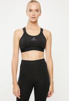 adidas Performance - Drst brand bra - black