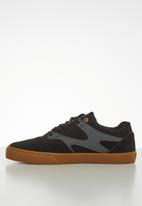 DC - Kalis vulc - black/grey