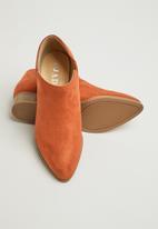 Jada - Ankle bootie - orange