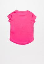 Nike - Nike futura water colour short sleeve tee - pink