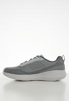 Skechers - Go run fast - grey