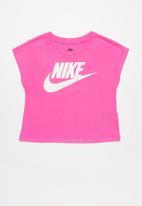 Nike - Nike futura shin crop top - pink