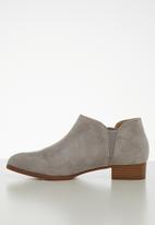 Jada - Ankle bootie - grey