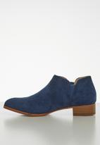 Jada - Ankle bootie - navy
