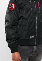 Alpha Industries - Rbf jacket - black