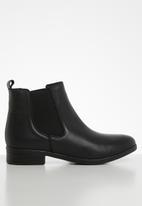 ALDO - Wicoeni leather boot - black