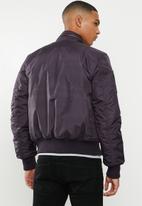 Alpha Industries - Engine jacket  - nightshade purple