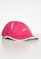 Nike - Nab drifit feather-lt cap - pink