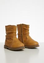 Rock & Co. - Bibi boot - tan