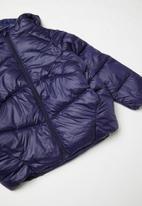 POP CANDY - Puffer jacket - navy blue