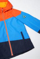 Rebel Republic - Windproof jacket - colour block