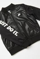Nike - Nkn lt wt padded bomber - black