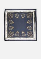 Superbalist - Vintage neckerchief - navy