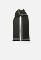 Superbalist - Jiang scarf - charcoal