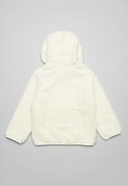 POP CANDY - Hooded jacket - white