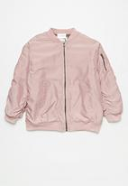 POP CANDY - Girls bomber jacket - pink