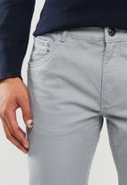 MANGO - Pisa trouser - grey