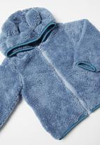 POP CANDY - Hooded jacket - blue