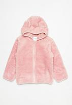 POP CANDY - Hooded jacket - pink