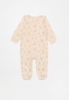 POP CANDY - Long sleeve sleepsuit - pink multi