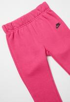 Nike - Baby nkb nike air tricot set - black & pink