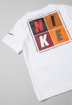 Nike - Nkb nike block squares - white
