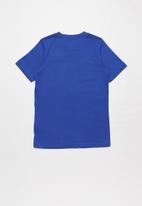 Nike - Nike air short sleeve tee - blue
