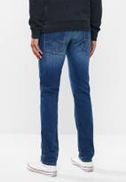 Replay - Slim light wash jeans - blue
