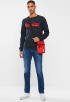 Replay - Slim light wash jeans - blue
