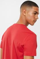 adidas Performance - Bos short sleeve tee - red