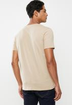 JEEP - Large logo tee - neutral