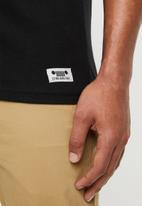 JEEP - Large logo tee - black