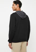 Hurley - Onshore pullover hoodie - black