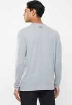 Under Armour - Sportstyle left chest tee - grey