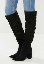 Superbalist - Kadie over-the-knee boot - black