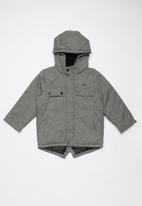 JEEP - Glacier jacket - charcoal
