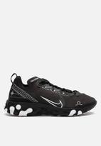 Nike - React Element 55 - black / white