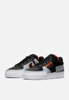 Nike - AF1-Type - black / hyper crimson-wolf grey-white
