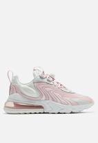 Nike - Air Max 270 React Engineered - photon dust / summit white-barely rose
