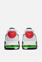 Nike - Air Max Excee - white / hyper blue-bright cactus-track red