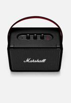 Marshall - Kilburn ii bluetooth speaker - black