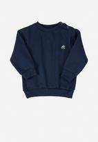 UP Baby - Boys sweat shirt - navy