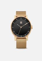 adidas - District m1 - gold & black