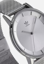 adidas - District  m1 - silver